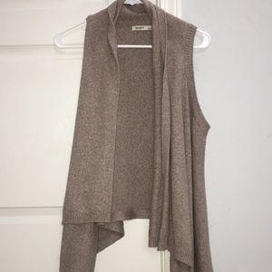 sweater vest cardigan